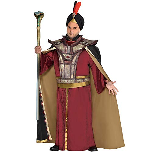 Vizier Costumes - Party City Jafar Halloween Costume for