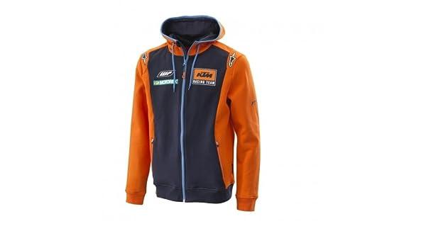 Original KTM R/éplica Team Zip Sudadera Hombre Talla XL