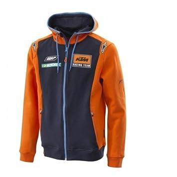 Original KTM Réplica Team Zip Sudadera Hombre Talla XL: Amazon.es: Coche y moto