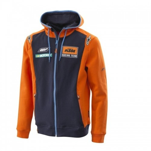 Original KTM Ré plica Team Zip Sudadera Hombre Talla XL