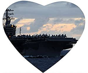 Us Navys Great Green Fleet Demonstration Mouse Pad Desktop Laptop Mousepads Comfortable Office Mat Cute Gaming Mouse Pad by runtopwell