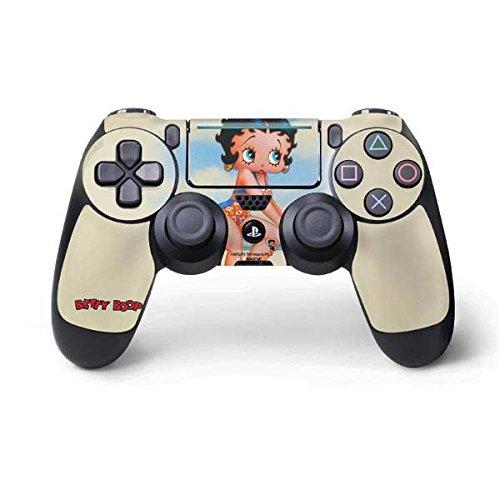 Betty Boop PS4 Pro/Slim Controller Skin - Betty Boop Bikini | Cartoons & Skinit Skin