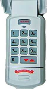 Overhead Door Wireless Keypad Tools Products Amazon Com
