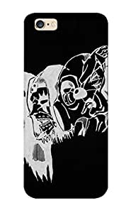 Hot New Music Heavy Metal Slipknot Band Corey Taylor Case Cover For Iphone 6 Plus With Perfect Design