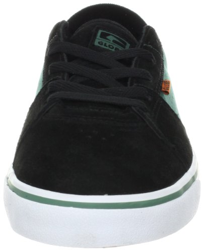 GLOBE Skateboard Shoes FATE BLACK/FOLIAGE GREEN