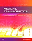 Master the fundamentals of medical transcription and meet the challenges of the evolving medical transcription field with Medical Transcription: Techniques and Procedures, 7th Edition. Respected authority Marcy O. Diehl delivers proven, practical ...