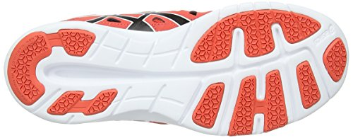 Coral Donna Hot Black Fit Tempo sportive Gel 690 White Scarpe Asics XYwfPZ0qq