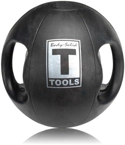 Ironcompany.com Body-Solid Dual-Grip Medicina Bolas 6 – 16 kg y 6-Ball Accesorio de Paquete: Amazon.es: Deportes y aire libre