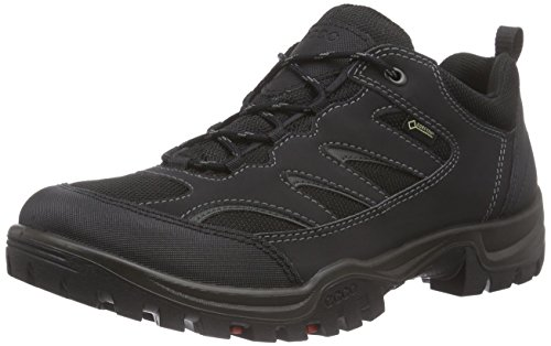 (ECCO Performance Men's Drak GTX Low Black/Black 46 D EU)