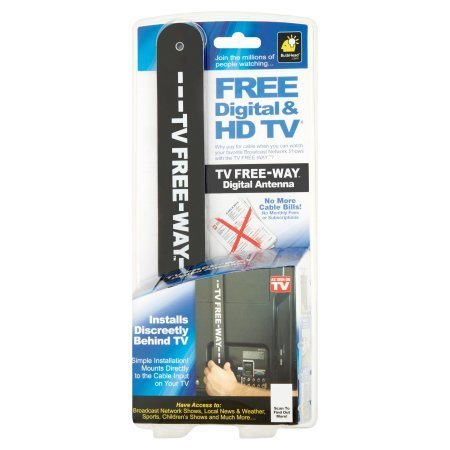 As Seen on TV HDTV Digital Cable Antenna