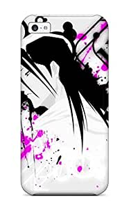 1115169K25130687 Snap-on Case Designed For ipod touch4- Bleach