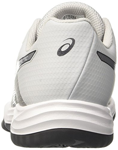 Asics Volleyball Grey Dark Women's Gel Grey Grey Silver Glacier Shoes Tactic qqp4Z6Fx
