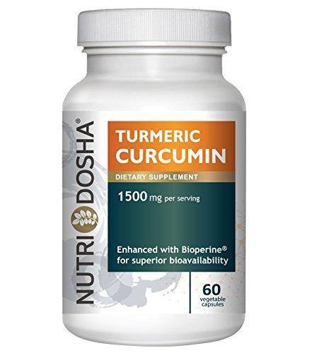 Curcuminoids Standardized Turmeric Bioperine%C2%AE Absorbency product image