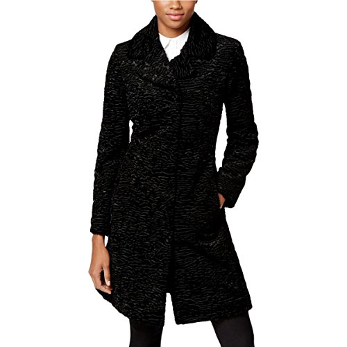 jones new york black coat - 2
