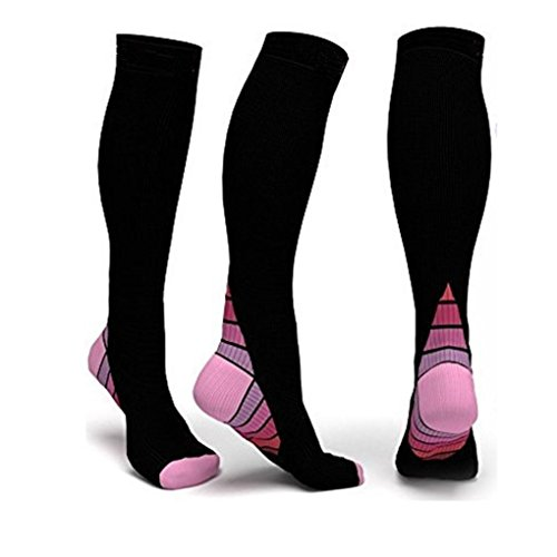 Hot Sale!Running Socks ,BeautyVan Fashion Cartoon Men Women Compression Socks Athletic Fit for Running Socks Travel Boost Stamina,Multiple Colors Available (S, - Naked Uk Hot Men