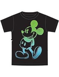 Disney Mickey Mouse Boys Glow T Shirt