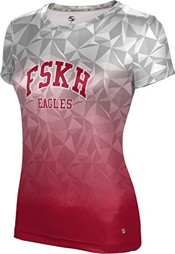 ProSphere Women's Francis Scott Key High School Maya Tech Tee (Large)