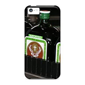 Iphone 5c RTC5452hoQP Allow Personal Design HD Jagermeister Series Shockproof Hard Phone Covers -KerryParsons