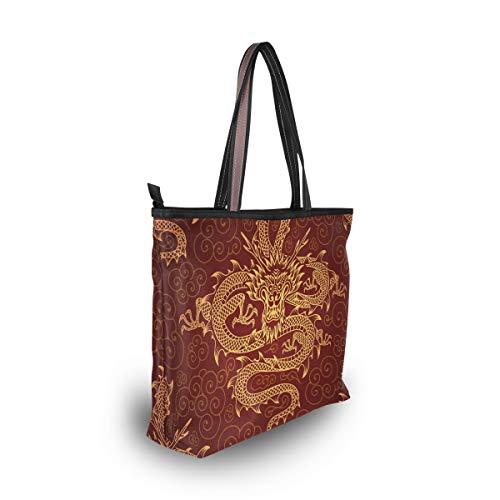XiangHeFu 325 Large l'épaule porter à à Sac Image femme pour TcWrnTaq