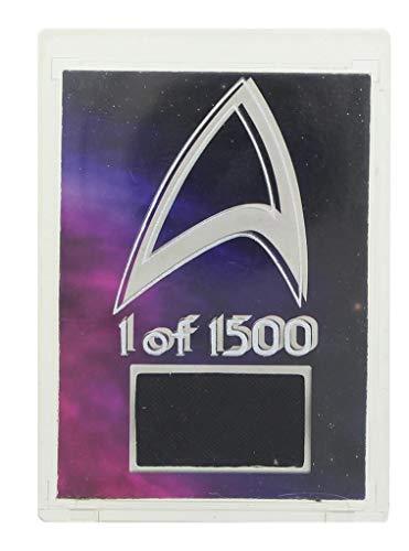 Diamond Select Star Trek Deep Space 9 Worf Uniform 1 of 1500 Trading Card -