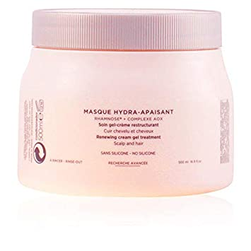 Kerastase Specifique Masque Hydra-Apaisant Renewing Cream Gel Treatment, 16.9 Ounce