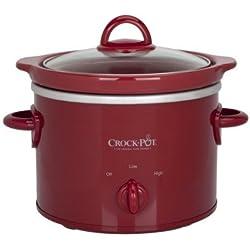 Crock-Pot 2 Qt Slow Cooker - Red