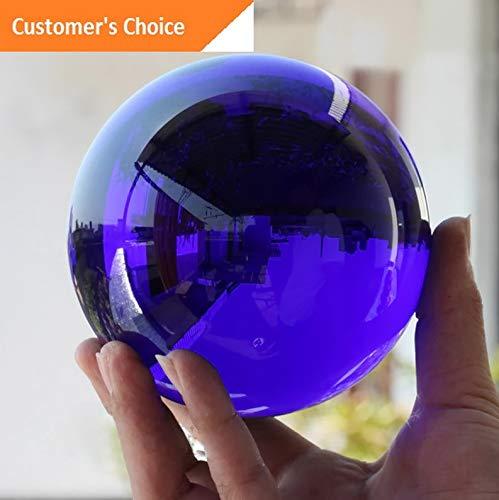 Hebel Rare Natural Quartz Magic Gemstone Sphere Crystal Reiki Healing Ball Stone Lot | Model DCRTVBLL - 165 | ()