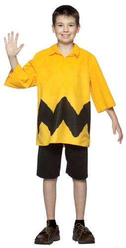 Peanuts Charlie Toddler Costumes (Charlie Brown Kit)