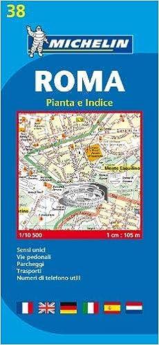 Plano Plegable Roma por Vv.aa epub