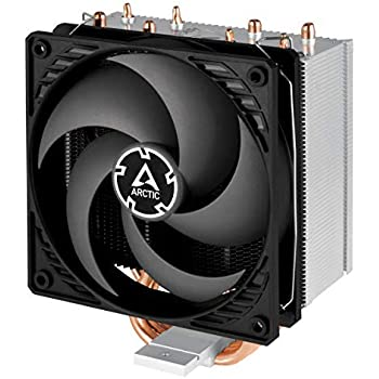 ARCTIC Freezer CO - CPU Cooler with PWM Fan for Intel with New Fan Controller