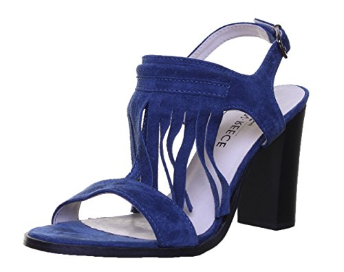 Women Justin Reece 5200 Sandals For Blue Sandal wx4XgSxq