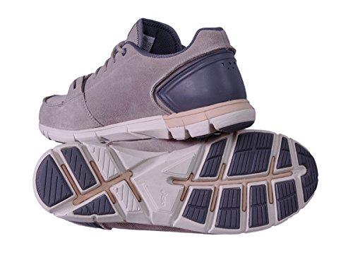 Pyrolite Freizeit Titanium Khaki Gel Asics Walkingschuhe Schuhe