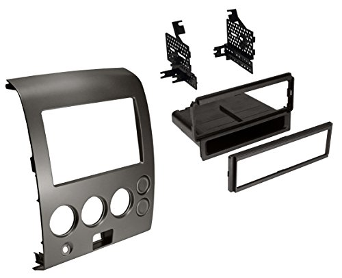 Ai NDK731 2004-2007 Titan Select Models Single DIN Dash Kit