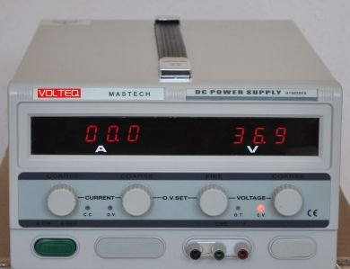 Volteq Regulated Variable Switching DC Power Supply HY5030EX 50V 30A Over Voltage Protection 220V AC