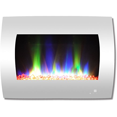 26 In Electric Fireplace - 6