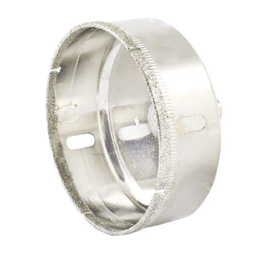 Rundschaft 80mm Durchmesser Diamantspitze Tile Keramik Glas Lochsä ge DealMux