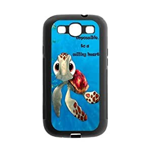 Cartoon Sea Turtle Squirt Hard Case Compatible with / For Case Iphone 5/5S Covers