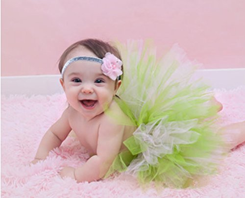 newborn-girl-baby-outfits-photography-props-headdress-tutu-skirtspanda-anta