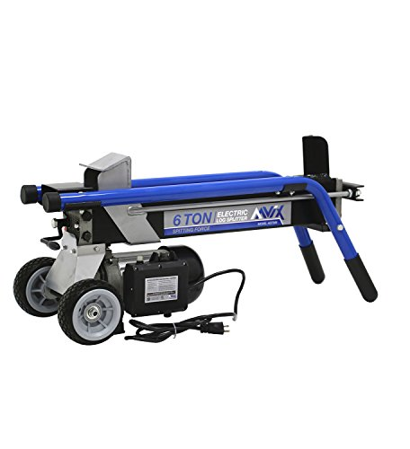 - AAVIX AGT306 Electric Log Splitter, 6 Tons