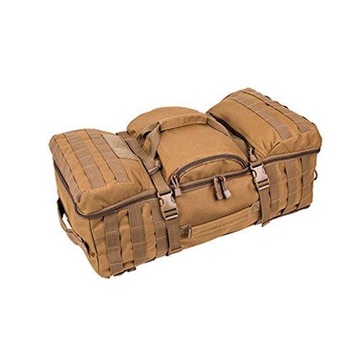 BUSL A prueba de agua al aire libre de los deportes hombres y mujeres montañismo bolsas bolsa de viaje Mochila 60L montar . d a