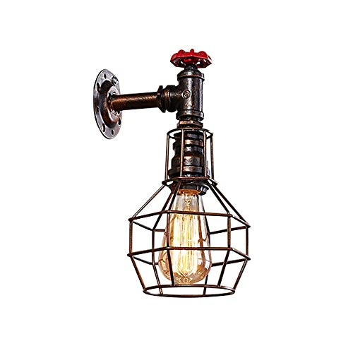 Copper Outdoor Wall Sconce Light in US - 6