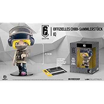 Amazon com: Ubisoft Six Collection Jager Chibi 4
