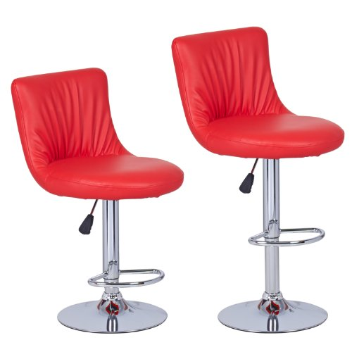 Oval Set Bar Stool - 4