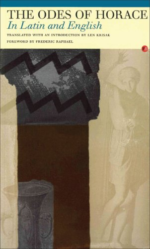 The Odes of Horace (Fyfield Books) PDF