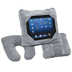 Amazon Com Gogo Pillow As Seen On Tv Grey Home Amp Kitchen