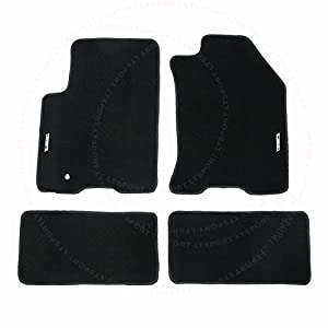 LT Sport Custom Fit 08-11 FORD FOCUS Premium Nylon Floor Mats Carpet