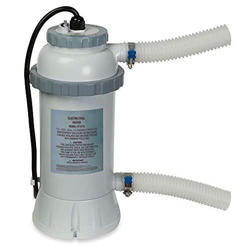Intex 28684 - Calentador electrico para piscinas de hasta 457 cm
