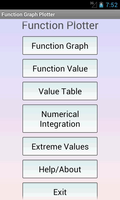 Función plotter gráfico: Amazon.es: Appstore para Android