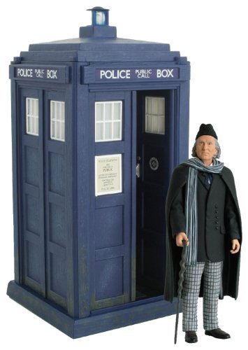 Underground-Toys-Doctor-Who-The-First-Doctor-And-Electronic-Tardis-by-Underground-Toys