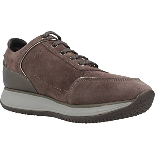 Calzado deportivo para mujer, color marr�n , marca GEOX, modelo Calzado Deportivo Para Mujer GEOX D STARDOM A Marr�n